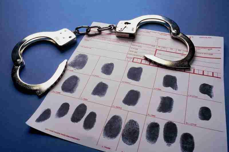 Fingerprint records