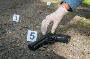 Police finding gun