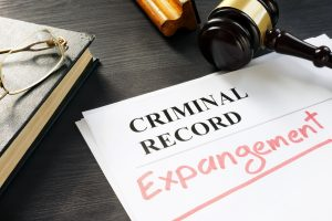 Expungement and criminal record