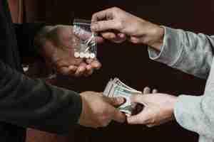 drug exchange